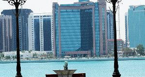 A file photo of Abu Dhabi.