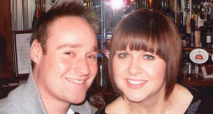 Andrew Cantle and Beth Webster