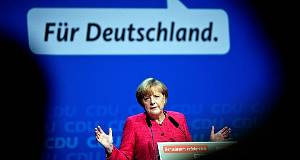 Merkel: Greece's plan needs 'significant improvement in substance'.