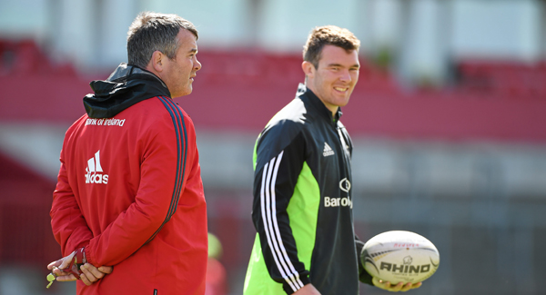 Anthony Foley: Munster and Ireland great died of fluid build-up in lungs