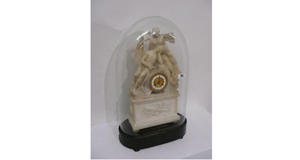 French Marble Mantel Clock
