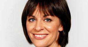 RTÉ reporter, Aoife Kavanagh
