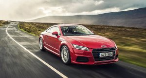 Audi's all-new TT – the best by some distance.