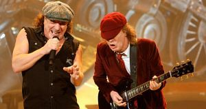 ACDC: We're coming back to Ireland