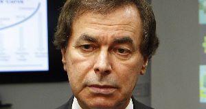 Former Justice Minister Alan Shatter