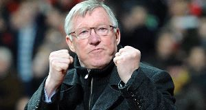 Manchester United are set to welcome Alex Ferguson back to the dugout