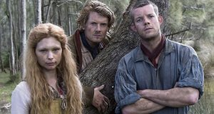 Myanna Buring, JulianRhind Tutt And RussellTovey in Banished