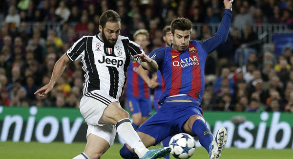 No-one will want to play Juventus after ousting Barcelona, says Bonucci