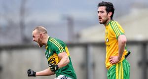 Barry John Keane scores for Kerry