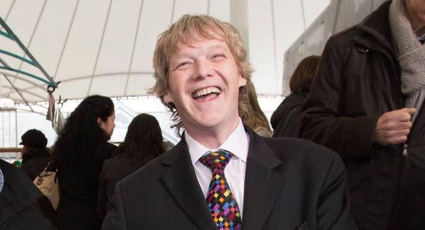 MEP Brian Crowley