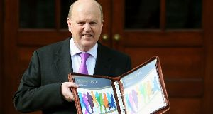 Irish economy back at 2007 size, CSO figures show
