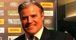 IRB Chief Executive Brett Gosper: The organisation is to rebrand itself as World Rugby,