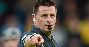 Well known GAA referee Brian Gavin retires from inter-county hurling