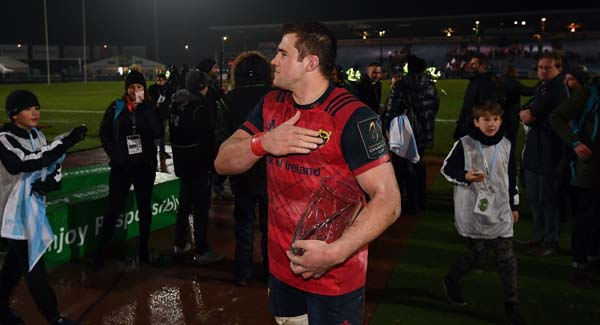Munster continue to wait on Stander and Murray