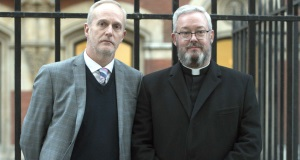 Gay priest to learn outcome of legal challenge over discrimination claim
