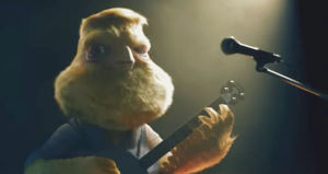 The carbon monoxide ad starring Tommy McNairy, the canary puppet, is better than most films.
