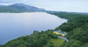 Carrig Country House Hotel just off the Ring of Kerry: 'It's as if the natural landscape defiantly resisted my uninterrupted 'hotlines' to cyberspace to get me to stop, breathe, and ground myself between earth, sky, water and mountains
