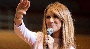 Celine Dion has officially canceled five of her upcoming Vegas shows