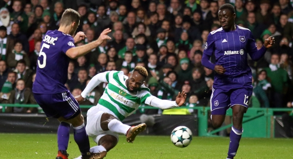 Moussa Dembele hands Celtic fitness boost ahead of Anderlecht tie