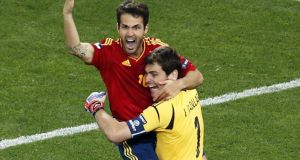 Cesc Fabregas: Chelsea star is fully committed to Spain.