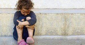 The economy is gradually improving, even as child poverty is worsening.