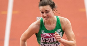 Listen to Cork's Phil Healy reaction to making tonight's 400m semi-final at World Indoor Championships