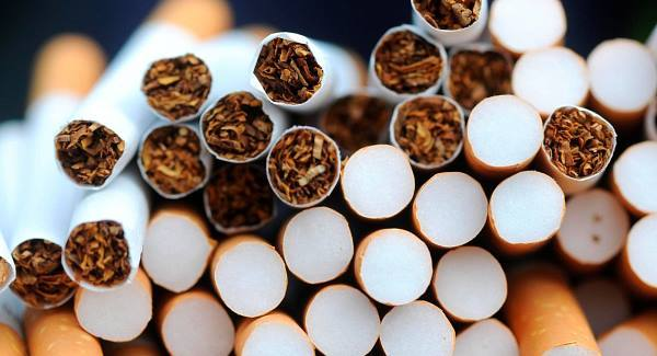 How much does a pack of cigarettes Kool cost in Alabama 2016