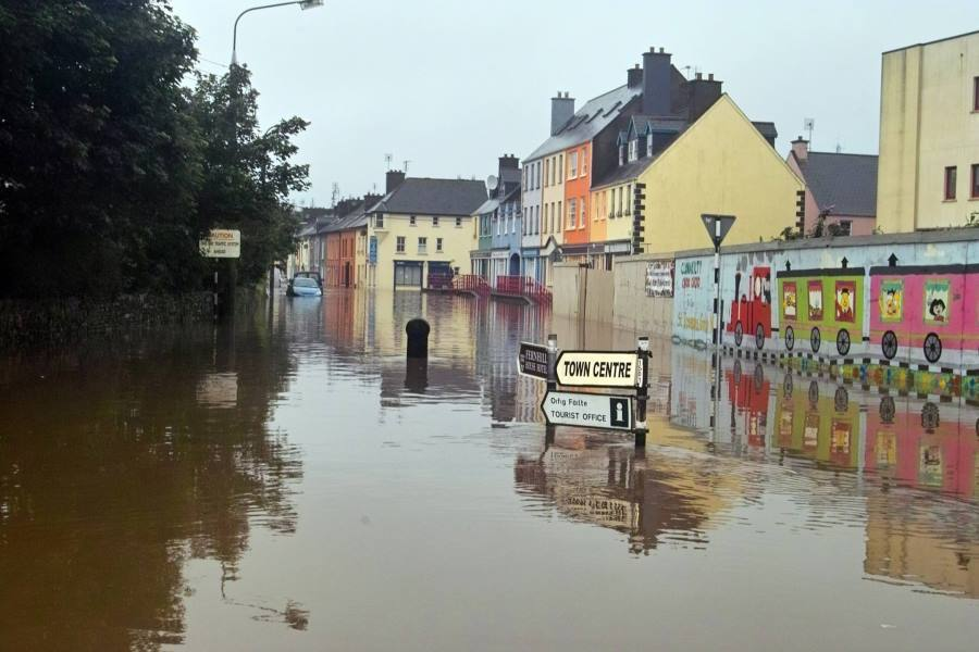 7m Flood Prevention Scheme For Clonakilty Unveiled