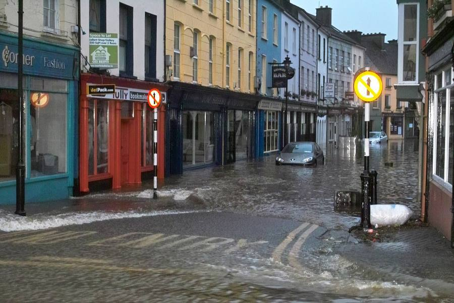 12m Clonakilty Flood Defence Plan To Begin In Autumn
