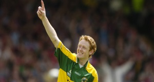 WATCH: Colm Cooper was in wide awake club despite long All-Ireland final day nap