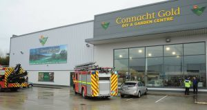 Connacht Gold DIY & Garden Centre, Longford. Picture by Willie Farrell