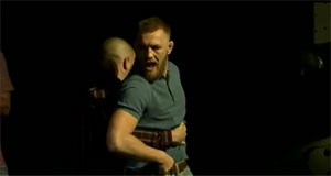 Conor McGregor's punishment for bottle-throwing incident reduced