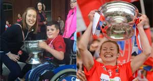 Christy has the bridge, Jack has the tunnel, Cork Camogie captain Rena should be honoured too
