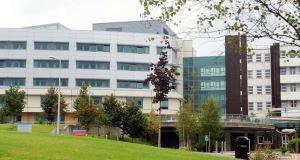 Cork University Hospital.