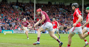 VIDEO: Jonathan Glynn had a few words for Galway's critics after beating Cork