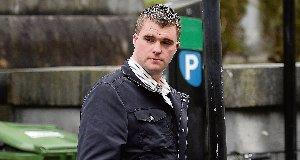 Shane Fitzgerald is charged with dangerous driving causing the death of Paud O'Leary in Co Kerry on July 1, 2012. Pictures: Domnick Walsh, Eamonn Keogh