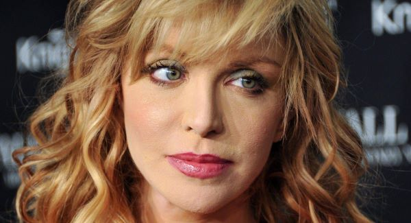 Courtney Love in 2010