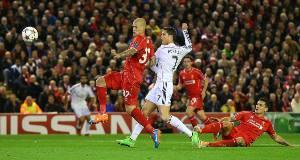 Cristiano Ronaldo scores the opener