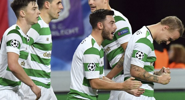 Rodgers' pride as Celtic soar on the European stage