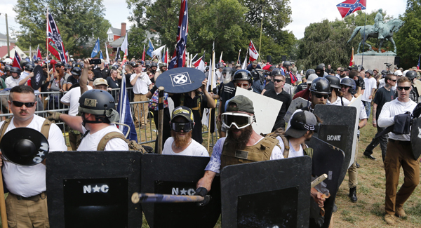 Law enforcement failed in Charlottesville, report finds