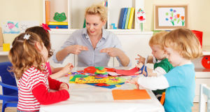 Cabinet to look into childcare costs today
