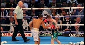 WATCH: Paddy Barnes loses bid for WBC flyweight title