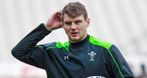 Dan Biggar: Back in training.