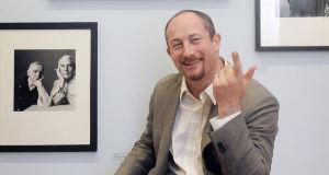 Collector David Kronn