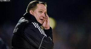 Fitzgerald's panel have stood behind their manager after two players left the squad.