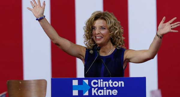 The DNC Chair Will Resign Over The WikiLeaks Scandal