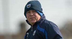 Derek McGrath: Has done a brilliant job rebuilding Waterford.