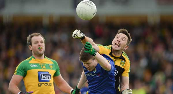 Gallant Longford unable to halt McBrearty inspired Donegal in dour battle