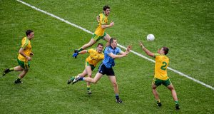 Dublin and Donegal face each other again in February