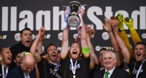 Dundalk win EA Sports Cup